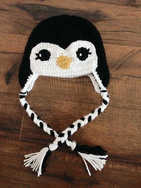 Ravelry Penguin Hat Pattern By Kali Dahle