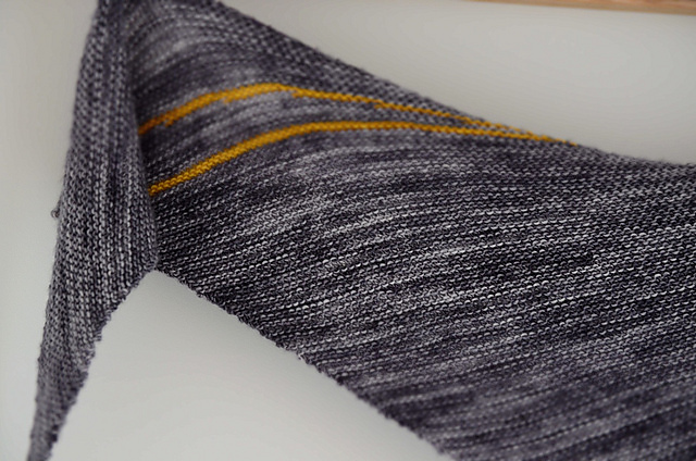 Ravelry: Graphic Kerchief pattern by Ce Persiano