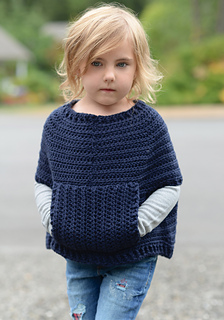 Ravelry Osyan Cape Pullover Pattern By Heidi May