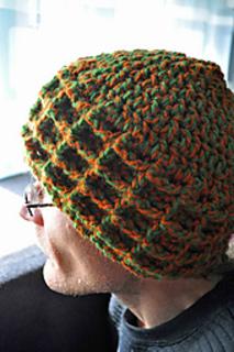 Ravelry  Waffle Stitch Winter Hat pattern by Felicia Kulp 42113dcf5b0