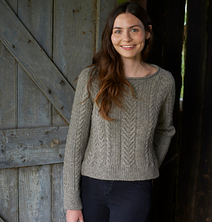 a0bb075b40602 Ravelry  Caradon Hill Jumper pattern by Blacker Yarns Design Team