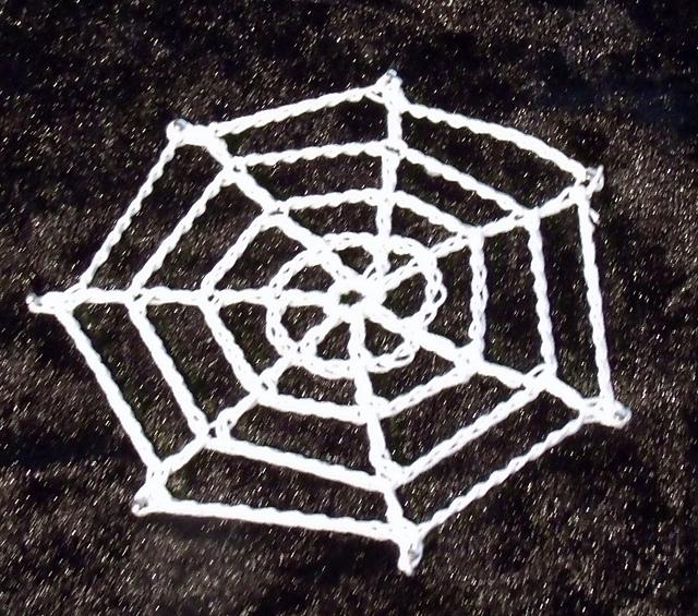 Ravelry Crochet Spiders Web Pattern By Thomasina Cummings Designs