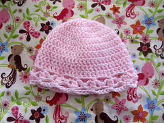 Ravelry  Baby Hat (Crochet) pattern by Bernat Design Studio 3f29a3dbfa3