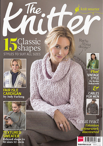 Ravelry: The Knitter, Issue 55 - patterns