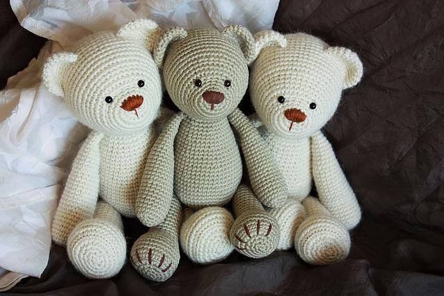 Ravelry Lucas The Teddy Pattern By Happyamigurumi