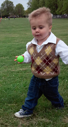 Ravelry: Toddler Argyle Sweater Vest pattern by Sherrie Kibler