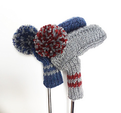 Ravelry Golf Club Putter Head Cover Pattern By Sherrie Kibler