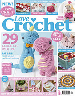 Ravelry Love Crochet Issue 16 June 2015 Patterns