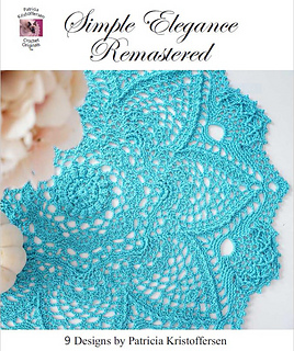ravelry simple elegance remastered pattern by patricia kristoffersen