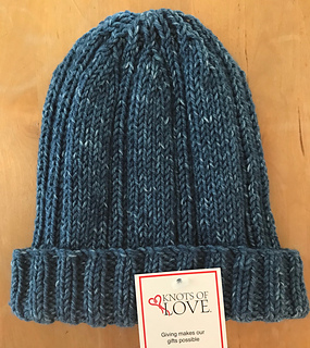 5ecd5f08686 Ravelry  Lazy Traveler Beanie pattern by Knots of Love