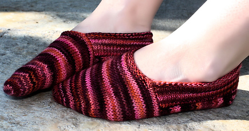 Ravelry Turkish Bed Socks Pattern By Churchmouse Yarns And Teas