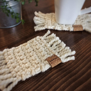 Kitchen Crochet Patterns: Meg's Mug Rugs by Twisted Arrow Designs on Ravelry