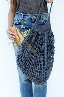 4d20b6b69e5 Ravelry  French Market Bag pattern by Alexandra Tavel