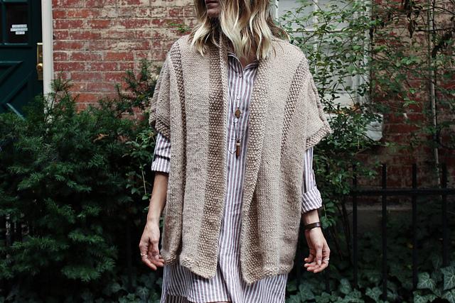 Ravelry: One Fine Day Cardigan pattern by Alexandra Tavel