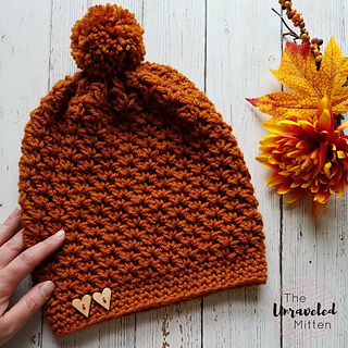 e733d243801 Ravelry  Wildwood Slouchy Beanie pattern by Heather J Anderson