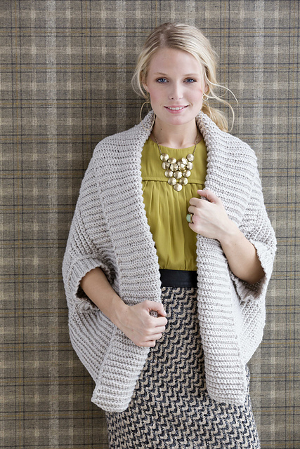 Ravelry Crochet Ribbed Shrug Pattern By Vanna White