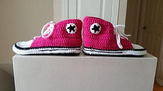86e212d48760 patterns   Jen R s Ravelry Store.   Converse Slippers