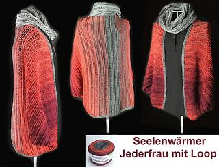 Ravelry Seelenwärmer Jederfrau Pattern By Veronika Hug Woolly Hugs
