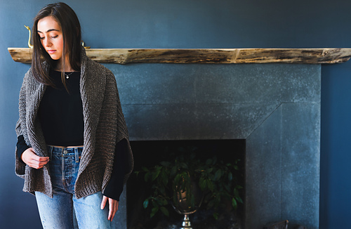 f913a35ee5f Ravelry  Veronika Cardigan pattern by Shannon Cook