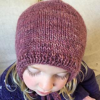 67b187c5dab Ravelry  Helena s Bonnet pattern by Paula Leme