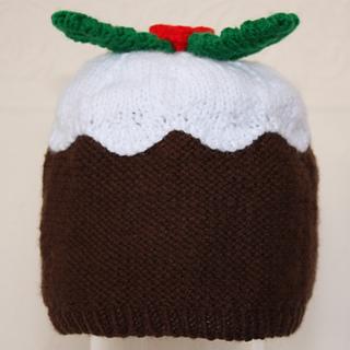 Ravelry christmas pudding hat pattern by vikki bird vikki bird dt1010fo