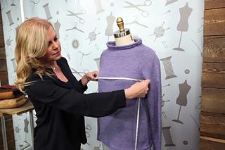 5a8a1b378 Ravelry  My First Seamless Sweater pattern by Wendy Bernard