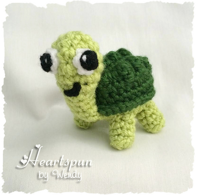 Ravelry Turtle Eos Lip Balm Holder Or Stuffed Animal Pattern By