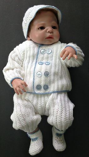 406557fee Baby Boy Christening Outfit pattern by Margaret Whisnant - Ravelry