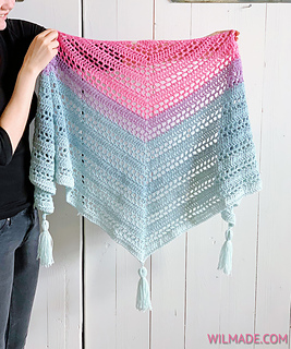 Ravelry Such Simple Shawl Pattern By Wilma Westenberg