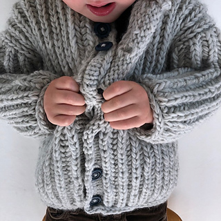 5c2465ac Ravelry: The musk ox Jacket pattern by Witre Design