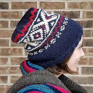 2a07bf86c40 Ravelry  2018 Winter Games Hat pattern by The Wool   Cotton Co.