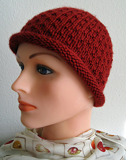 9a7caf6b38d Ravelry  Seed Stitch Hat pattern by Rita Marie
