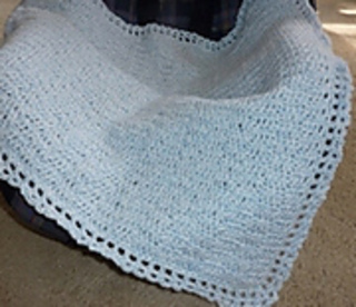 Ravelry Shadows Baby Car Seat Blanket Pattern By Jill Wright