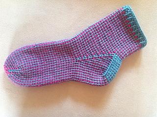 Ravelry Socken Tunesisch Gehäkelt Pattern By Veronika Hug Woolly Hugs