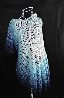 Ravelry Poncho Taifun Pattern By Veronika Hug Woolly Hugs