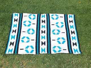 Navajo bead designs Apache Patterns u003e Woven Garlands Indian Jewelry Ravelry Bead Design Afghan Crochet Pattern native American Indian