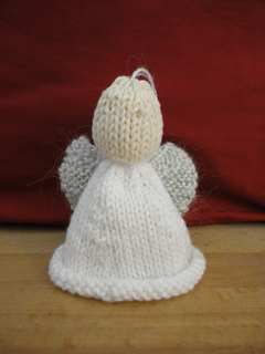 Knitting Pattern Angel Top : Ravelry: Weihnachtsengel / Christmas Angel pattern by ...