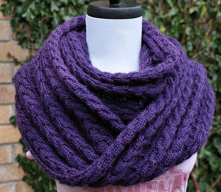 Ravelry Shelter Infinity Scarf Pattern By Anniken Allis