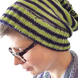 Ravelry  YarnFolkAnn s Sockhead Slouch Hat b66ad05f44e