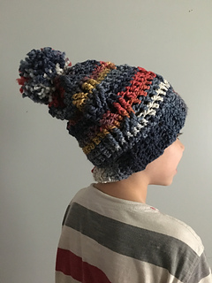 14fdff7e Ravelry: the Benjamin Cable Beanie pattern by Jerica Tompkins