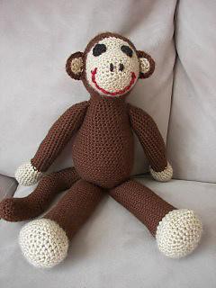 Ravelry Monkey Toy Pattern By Deb D Zio