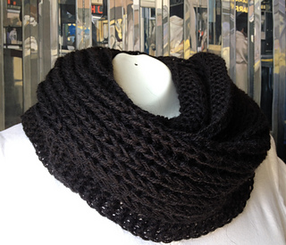 Ravelry Infinity Scarf For Men Pattern By Sonia Cammarata