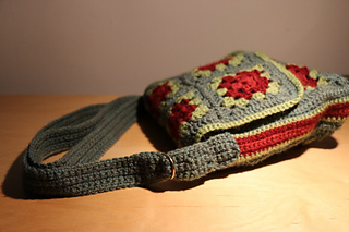 Messenger Bag Pattern By Judith L Swartz Ravelry