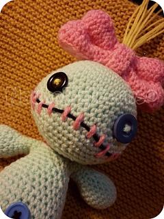 Ravelry Scrump Lilo And Stitch Amigurumi Pattern By Nouko