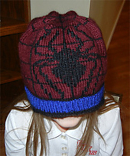 Ravelry  Ultimate Spider Hat pattern by Zerlinda Xavier s Dreams edad63807b1