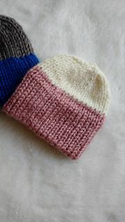 patterns   Alex Resch (NimaLab) s Ravelry Store.   Quick Knit Double Brim  Preemie Hat 25bacaee293