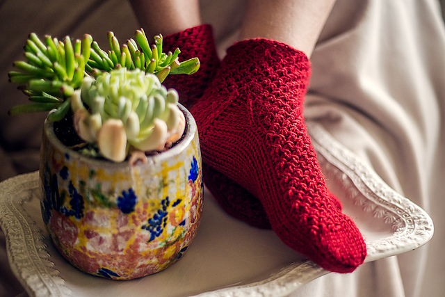 Indie Design Gift Along 2018 Sock Patterns Crochet socks 9