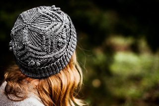Thunderstorm Toque pattern by AbbyeKnits
