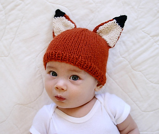 Ravelry  Little Red Fox Hat pattern by Lavanya Patricella ef348e57b89