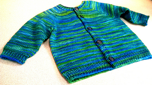 Ravelry Top Down Basic Baby Pattern By Angela Juergens